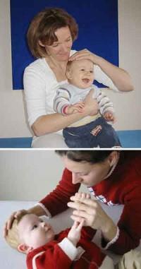 CranioSacrale Behandlungen Säuglinge