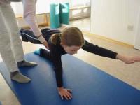 Krankengymnastik und Haltungsturnen